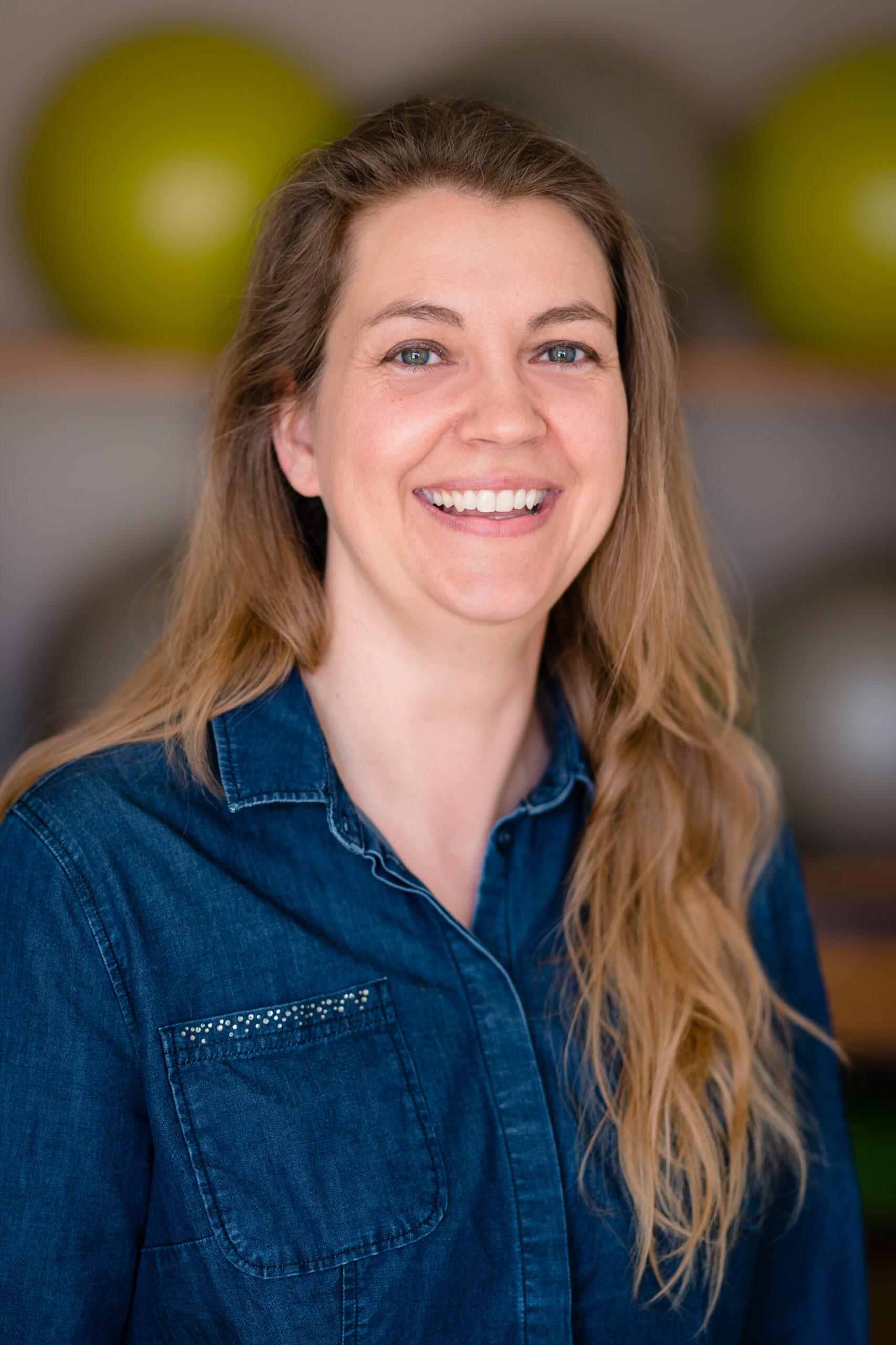 GfG Familienbegleiterin Sabine Fricke